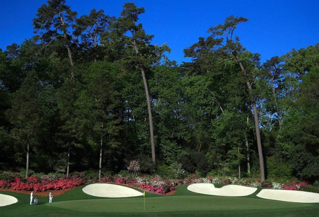 MASTERS GALLERY: 50 Best Par-3 Contest images