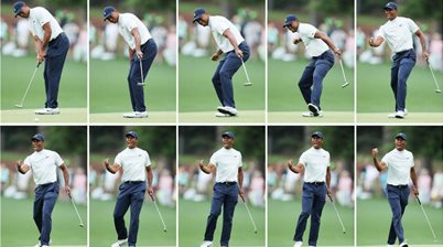 MASTERS GALLERY: The best images from round 2