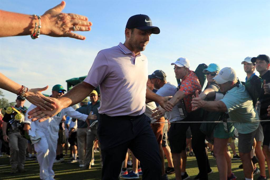 GALLERY: Best images from day 3 at The Masters