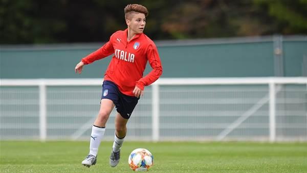 Pic special: Italy prepare for Australia