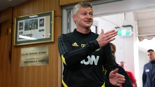 Pic special: Manchester United Perth press conference