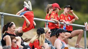 30 Best (and worst) W-League Photos from Round 6