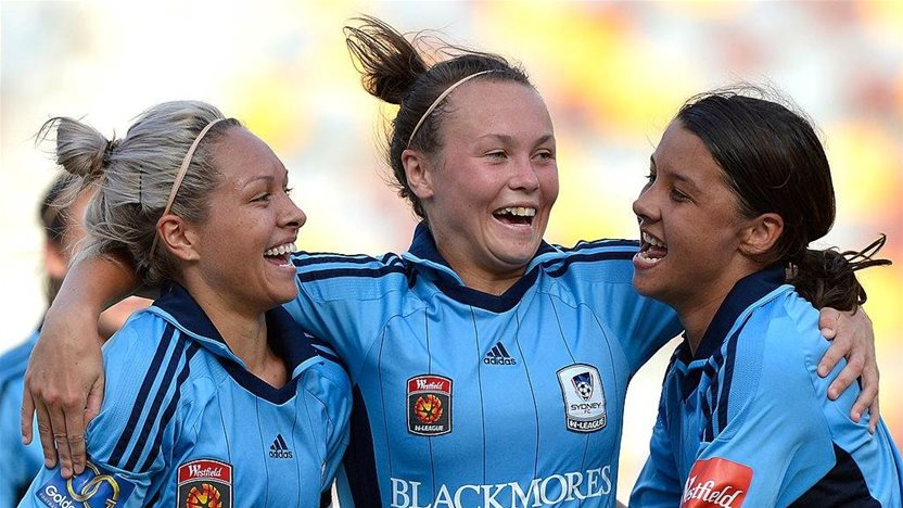 From 16 to Superstar: Caitlin Foord's Greatest Sydney Moments