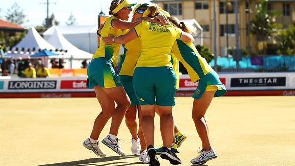 GALLERY| Commonwealth Games Day 5