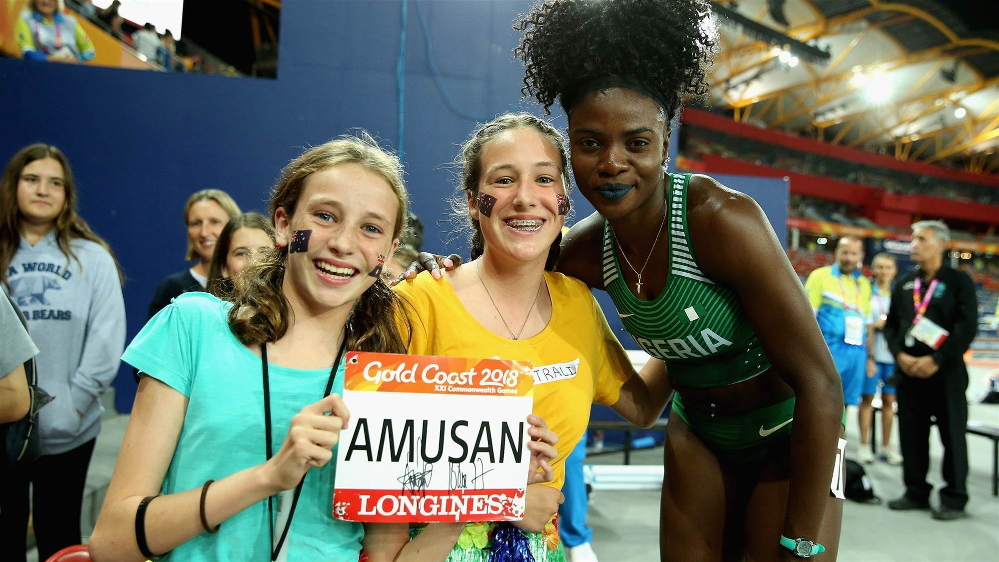 GALLERY| Commonwealth Games Day 9