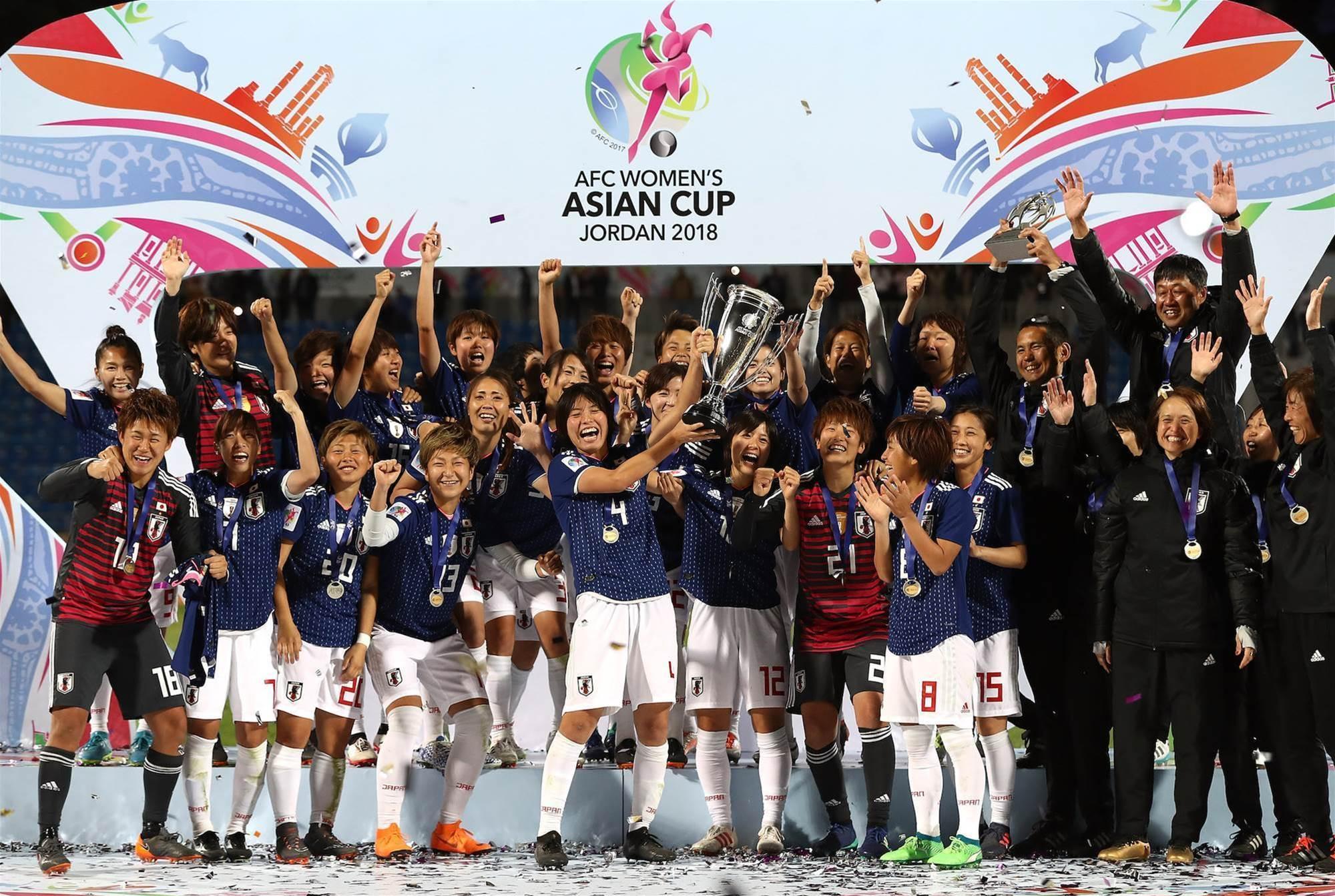 Asian Cup Final Gallery: Matildas v Japan
