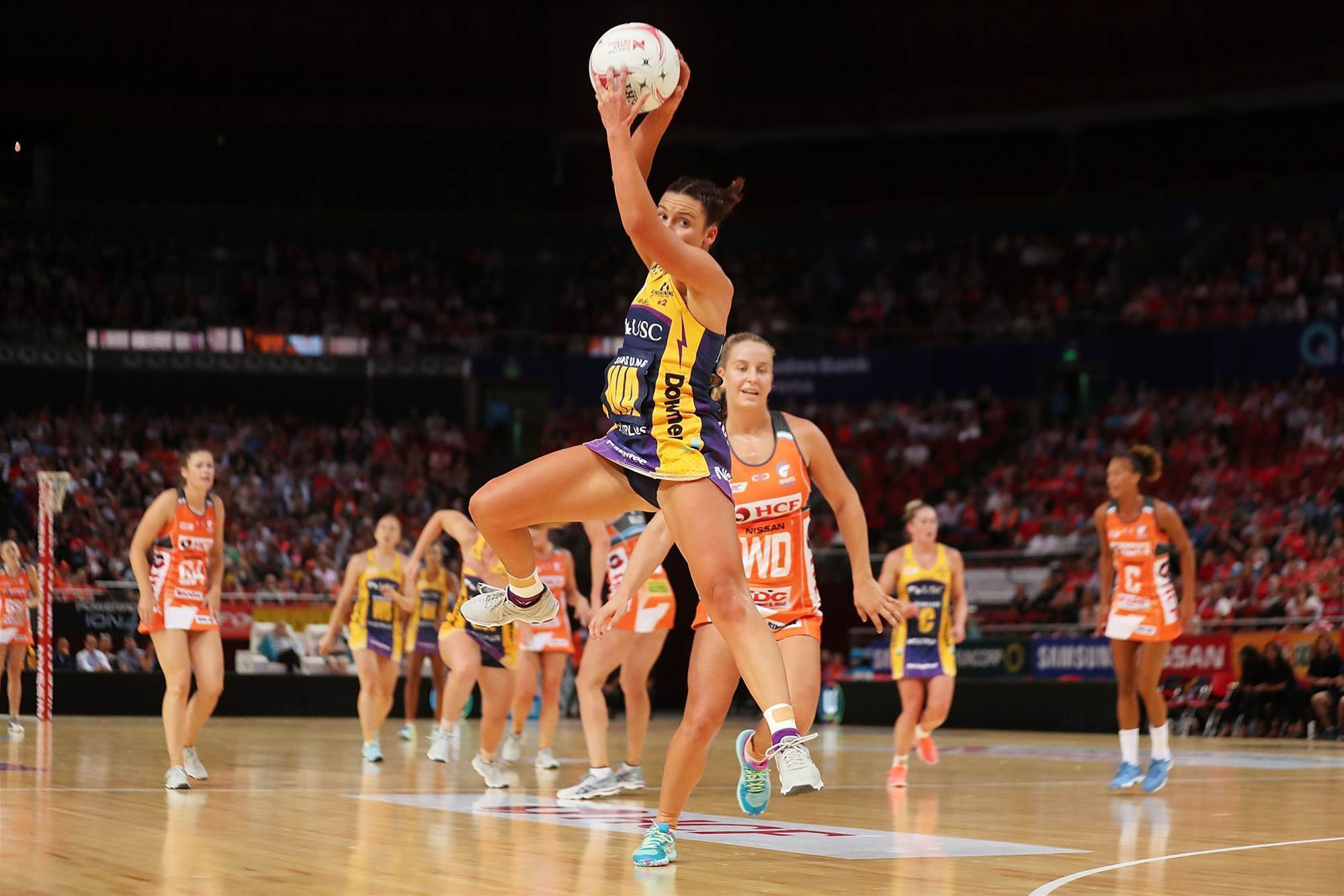 Pic special: Suncorp Super Netball Round 1