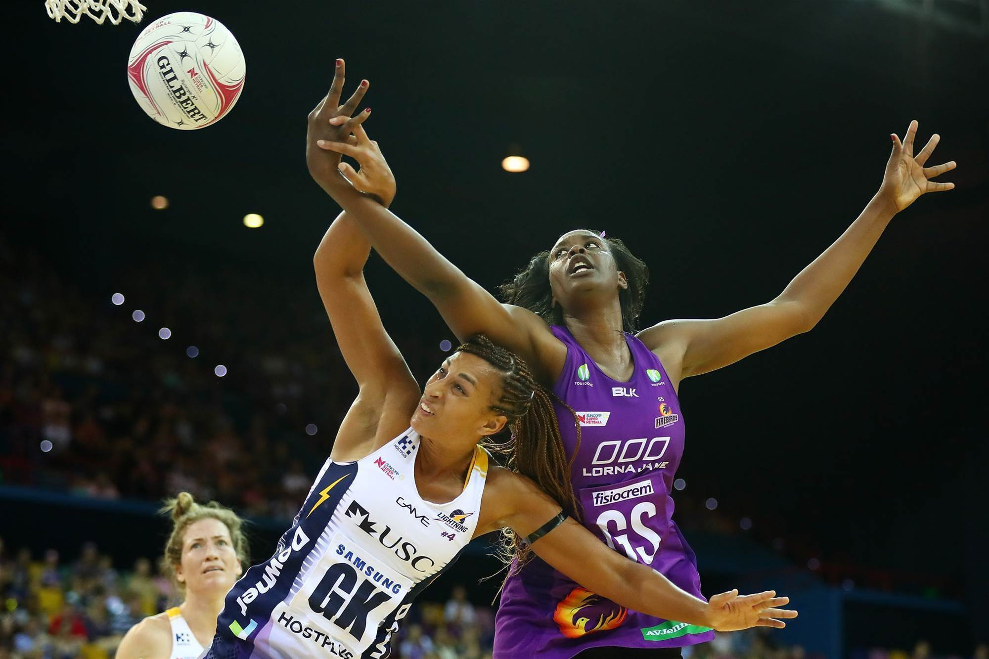 Pic special: Suncorp Super Netball Round 2