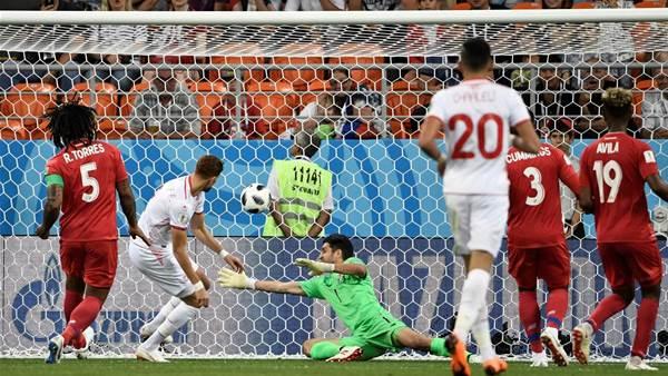 Pic special: Panama v Tunisia