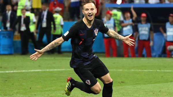 Pic special: Croatia edge past Russia on penalties, kick by kick