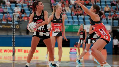 Round 2 Suncorp Super Netball Pic Special