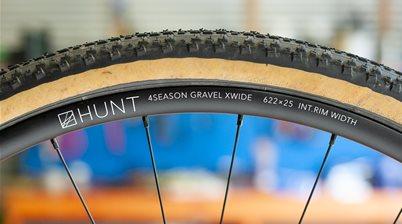 TESTED: Hunt Bike Wheels 4 Season Gravel Disc X Wide