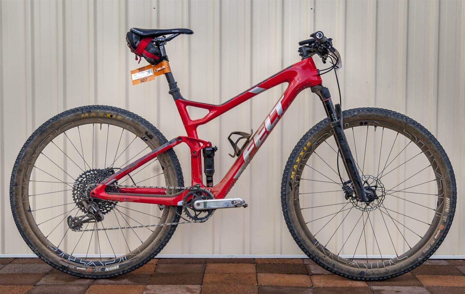 Bike Check: Grant Webster's Felt Edict