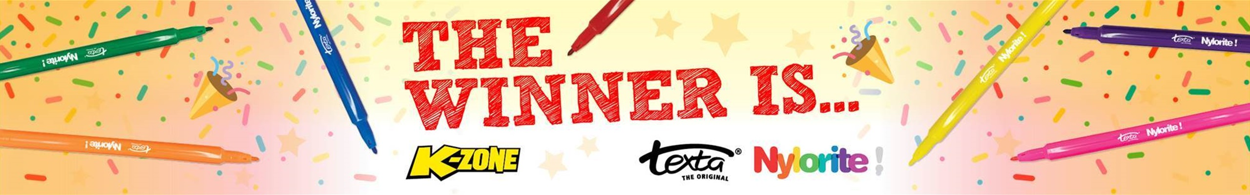 Check Out The Winning Texta Competition Entries!