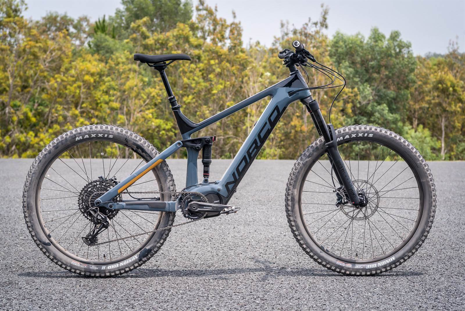 TESTED: Norco Sight VLT eMTB