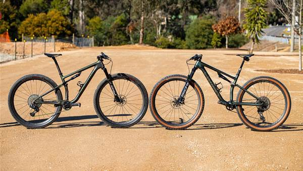 Specialized Epic vs Specialized Epic EVO