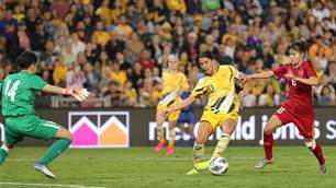 Ultimate Sideline Gallery: Matildas vs Vietnam