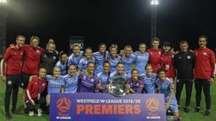 W-League's Best Photos Special: Melbourne City's Premiership