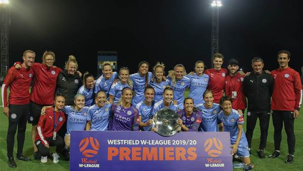 W-League's Best Photos Special: Melbourne City's Premiership
