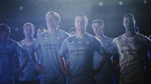 Pic Special: City launch new kit