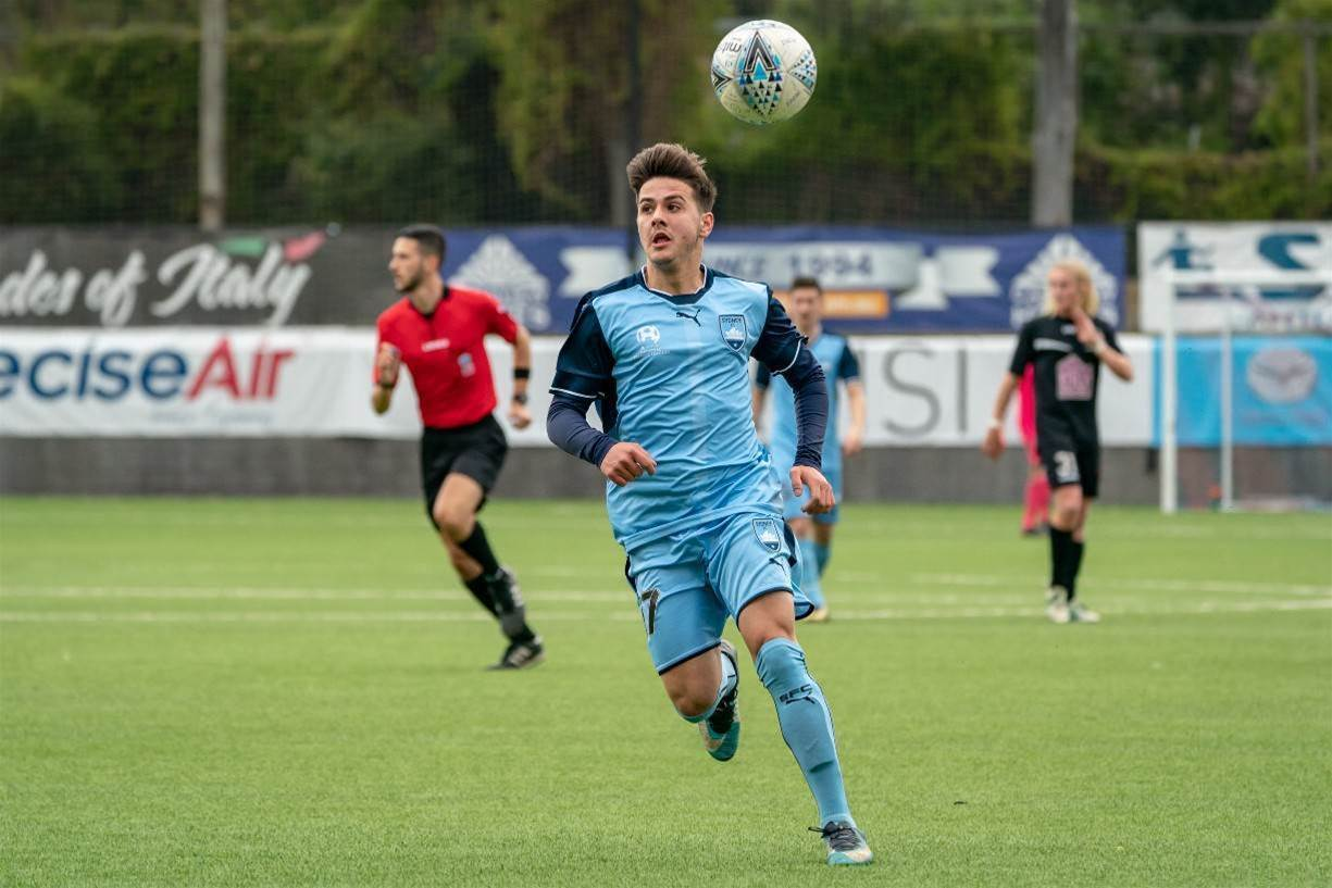Sky Blues' young stars step up