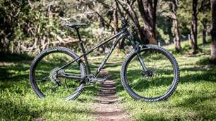 Merida's new Big Trail hardtail
