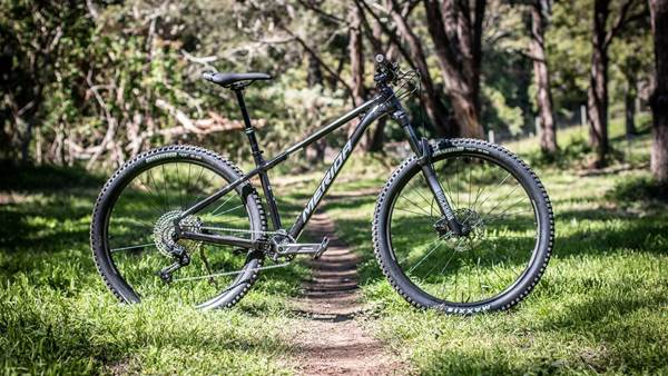 Merida's new Big Trail hardtail