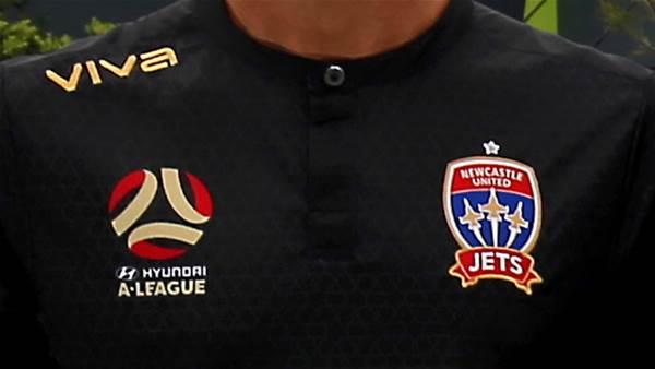 Newcastle unveil new jet black kit
