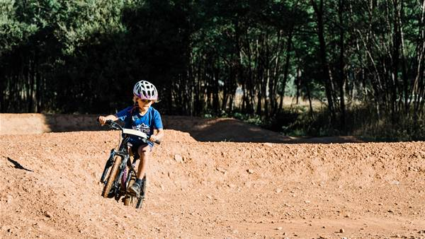 From balance bike to first descent