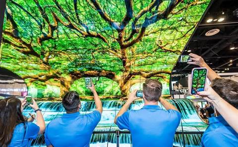 Photos: Dazzle customers with these cutting edge digital displays