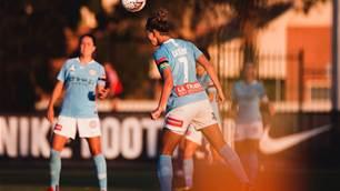 W-League gallery: Melbourne City vs Newcastle Jets