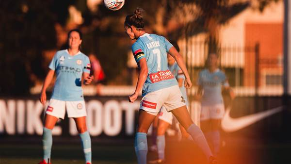 W-League gallery: Melbourne City vs Newcastle Jets