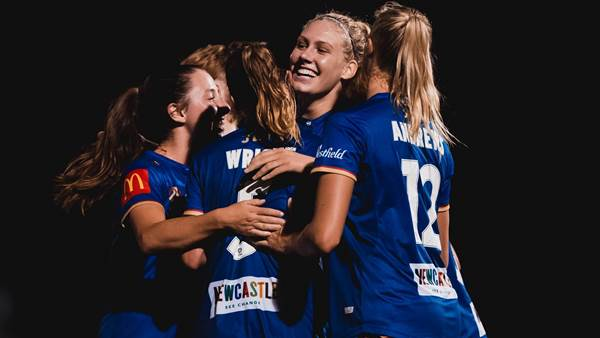 W-League Gallery: Jets vs Wanderers