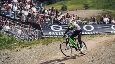 Troy Brosnan wins Leogang World Cup!