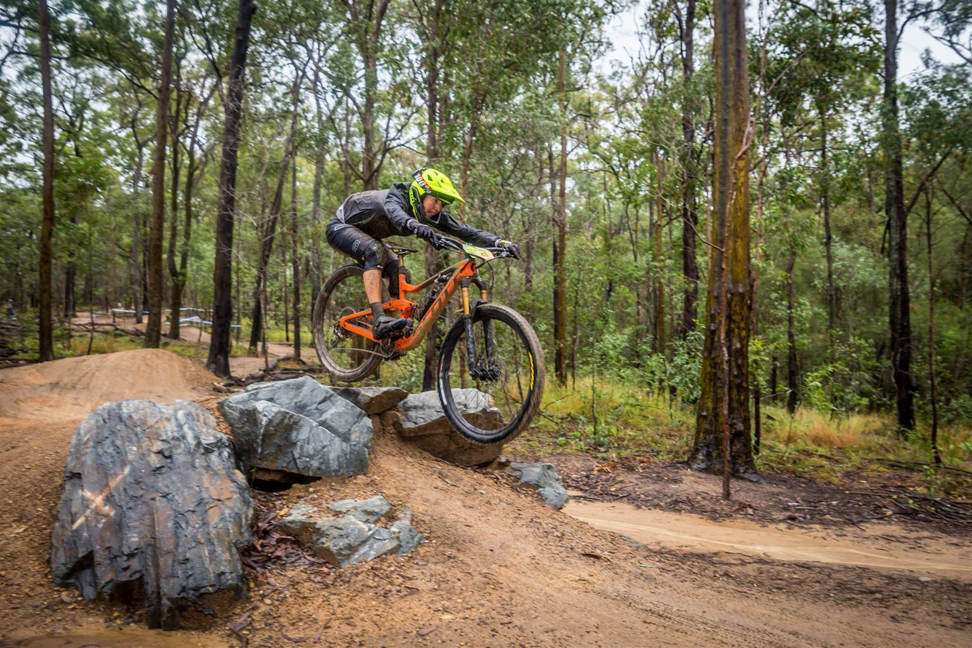 Wet and wild at the Shimano Enduro Gold Coast