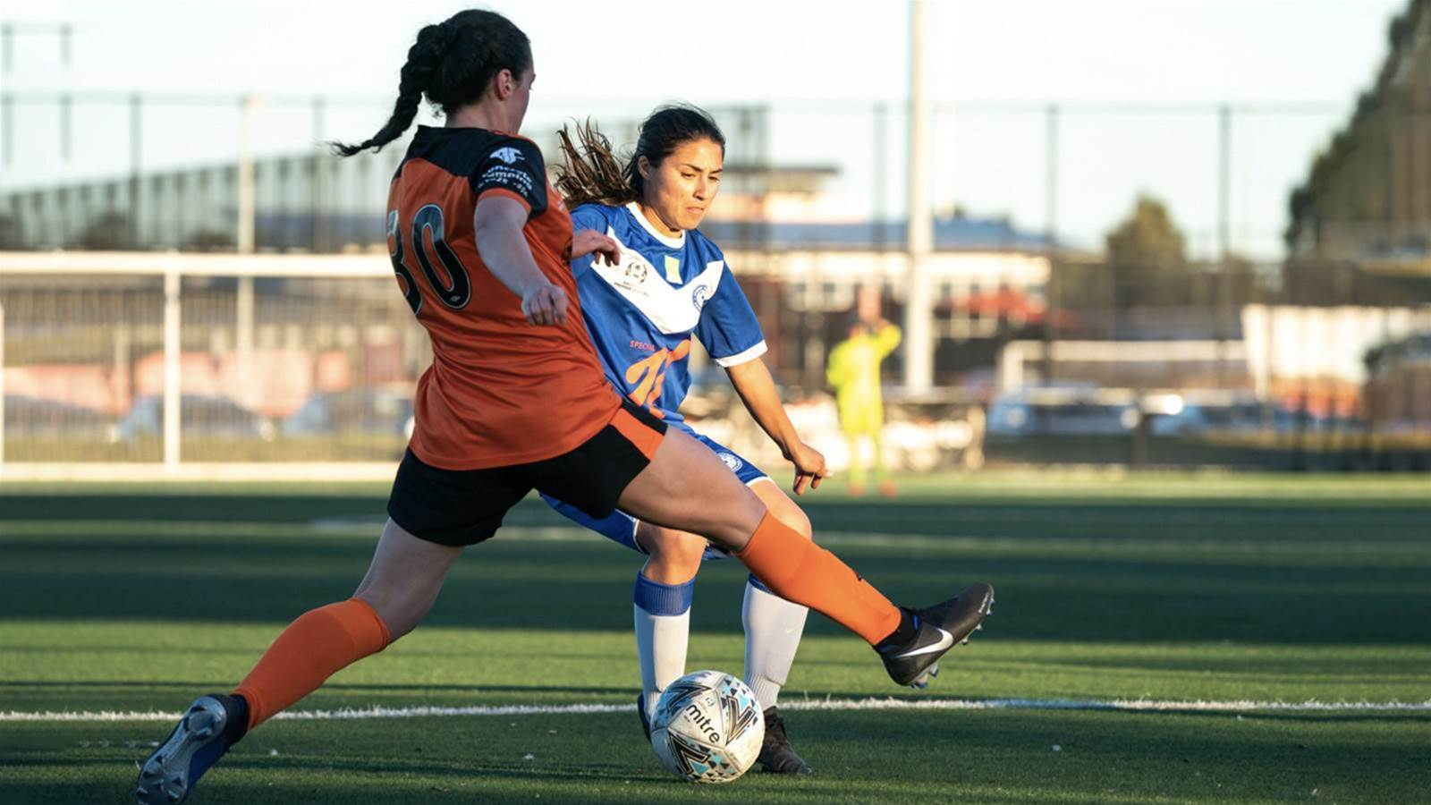 Pic special: NSW NPLW:action!