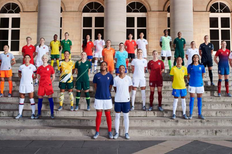 Gallery: 'Who Run the World?' - All 14 Nike Women's World Cup Kits
