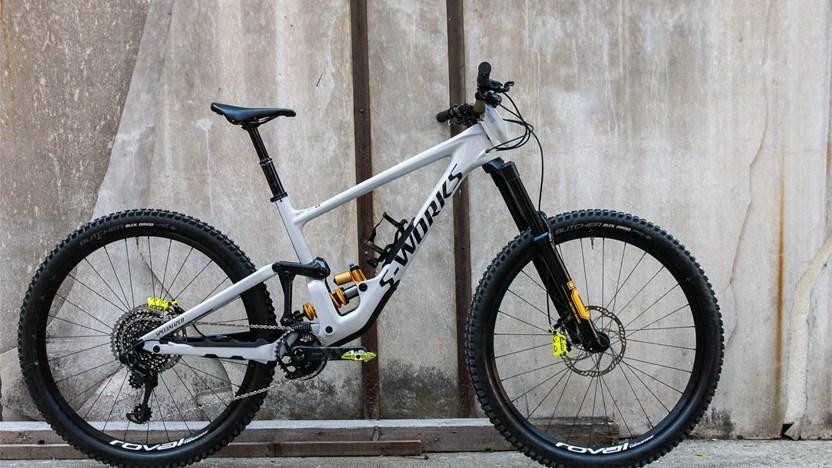EWS Bikes: Specialized Enduro