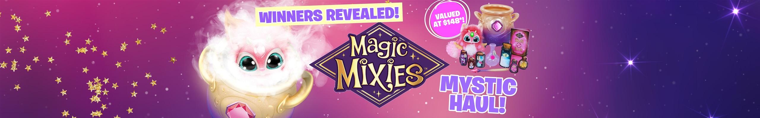 Magic Mixies Winners Revealed!