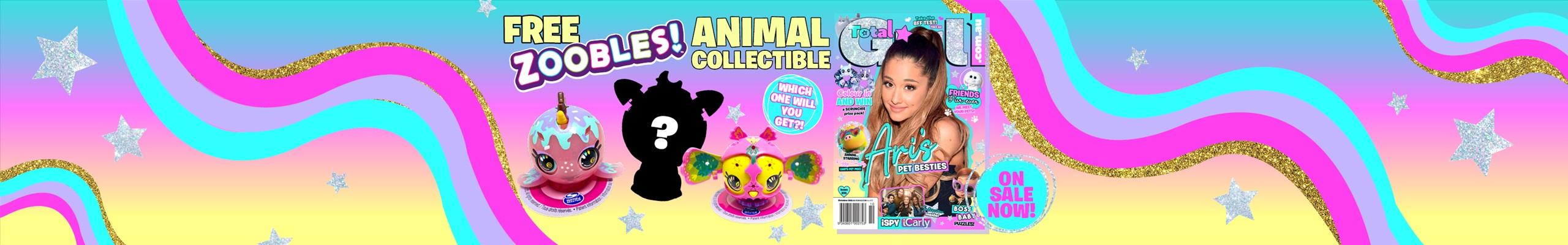 Sneak Peek of the October issue!   2021