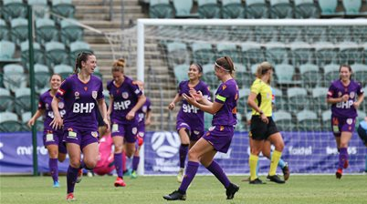W-League's Best Photos of Round 13