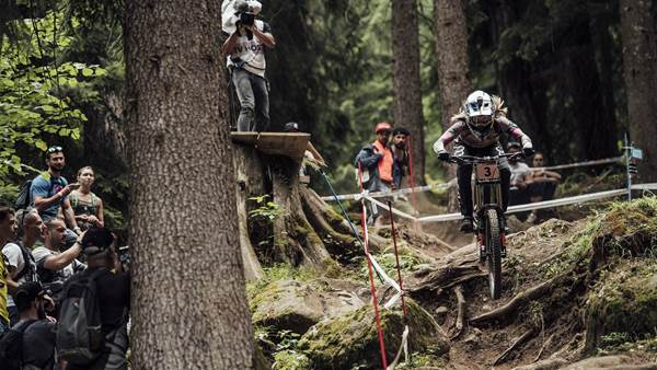 Seagrave and Pierron on fire in Val di Sole