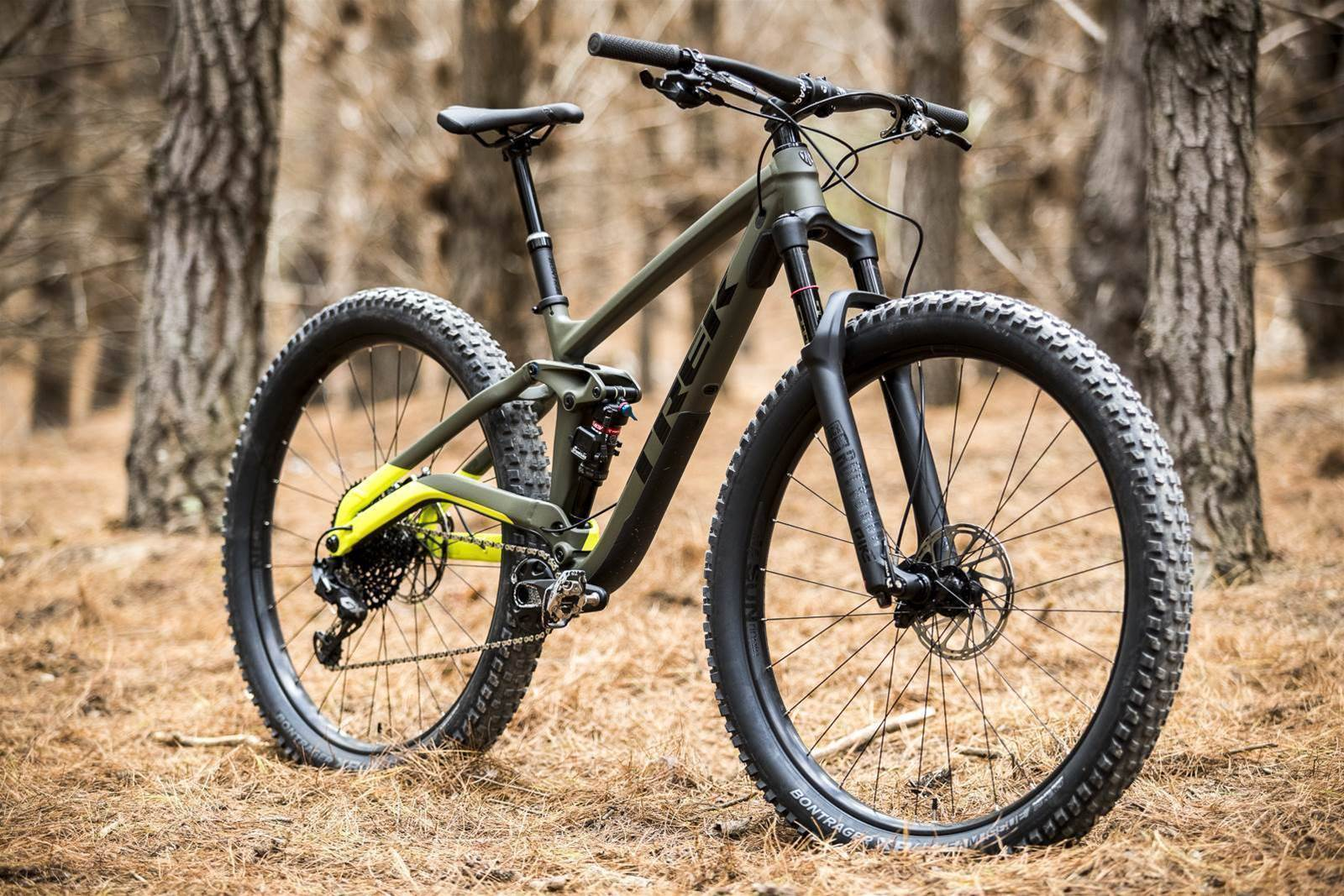TESTED: Trek Full Stache 29 Plus trail bike