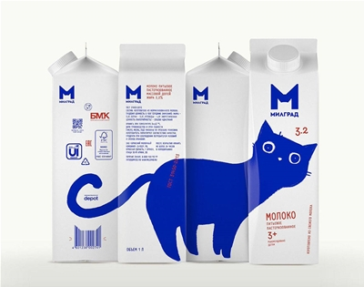 curious milk cartons