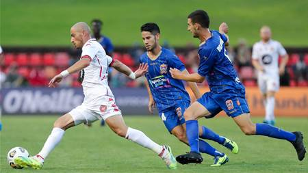 The best pics from Jets vs WSW