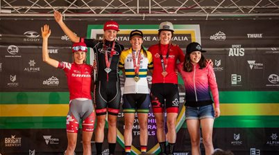 McCONNELLS on XCO Top Step - Bright Champs