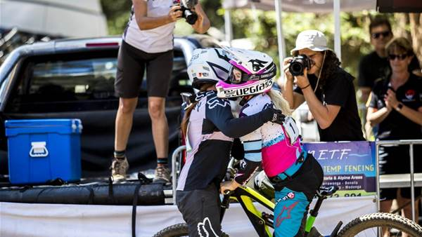Women of Downhill - National Champs