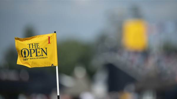 Gallery: The Open Round One
