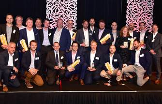 Grip 'n' grin: check out the 2019 CRN Fast50 Top 10 winners