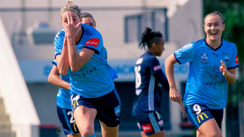 Big Blue Gallery: Victory v Sydney